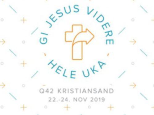 Gi Jesus videre – hele uka